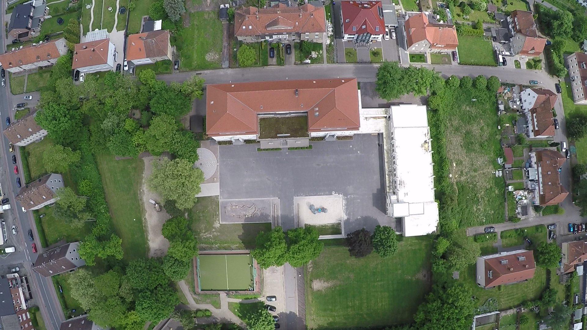 Schule Luft